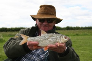 Ron Clay with a nice Roach