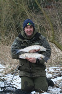 A brace of good chub!