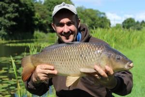At last, a decent carp!!