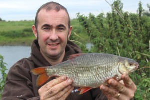 A proper clonker...equal to a 13lb barbel in my opinion
