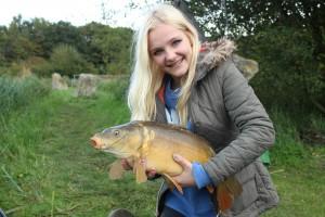 Fish Girl!