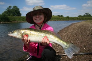 Bad parenting on a poor angler part