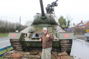 Russian T34...its love xxx