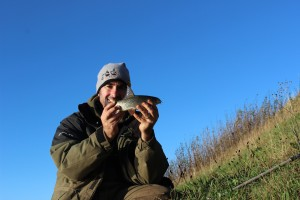 Not big but perfectly formed barbel