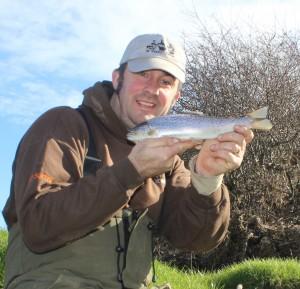 Sea trout!