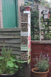 A bee house