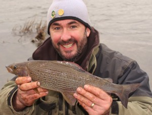 Grayling of 2lb3oz