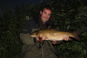 Barbel from the Trent