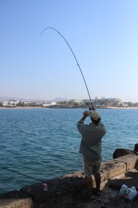 costa teguise fishing