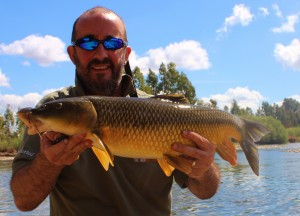 Lee swords Fishing Gypsy barbel