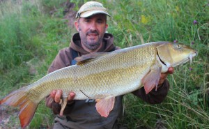 Lee Swords 14lb barbel